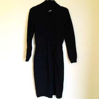 🇮🇹Tandem Wool Dress