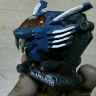 Limited edition Zoids bust