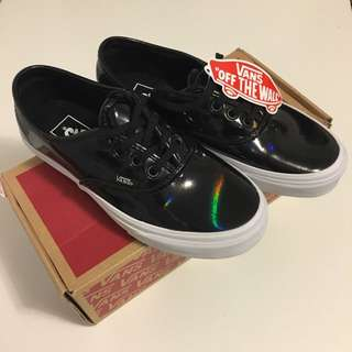 Vans Authentic Patent Leather Shoes