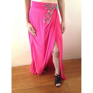 Long Gown SKIRT ONLY