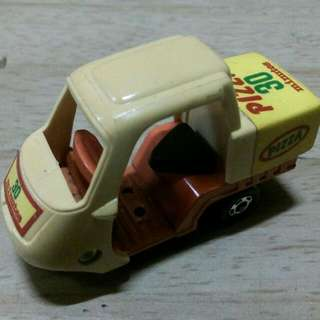 Tomica Pizza bike (limited edition from Japan)