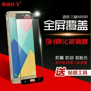 🚚 Samsung Galaxy A9 Pro Tempered Glass Protector #GSS