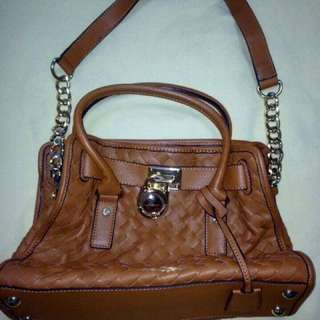 Michael Kors Hamilton Bag (Small)