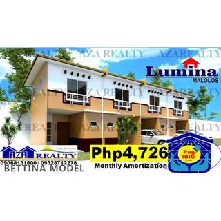 Bettina Model House and Lot For Sale in Malolos City, Bulacan