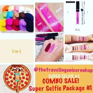 SUMMER selfie package 1