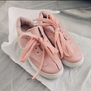 Pink Candy Shoes
