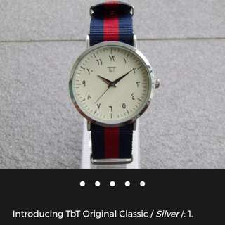 Nato Strap The Brown Table Watch