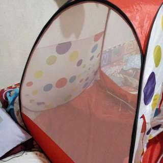 Toddlers tent