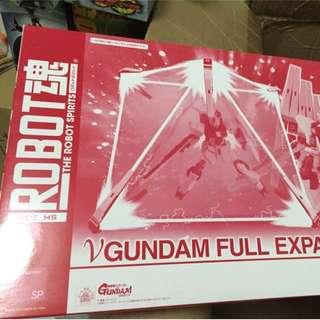 Robot Spirits Damashii V Nu Gundam Expansion Pack With Effect And Wings