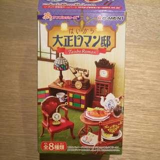 🚚 大正 宅 食玩 盒裝7號
