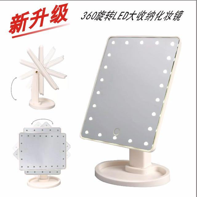 16燈led化妝鏡