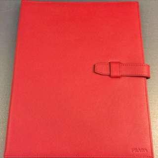 Prada iPad Leather Cover