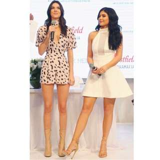 Kendall + Kylie Skater Dress