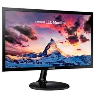 "Samsung 21.5"" LS22F355HNEXXP LED Monitor (Black)"