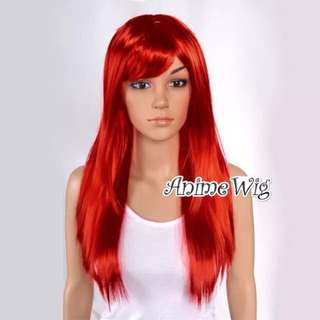 [NEW] Red Cosplay/Party Wig