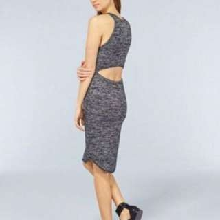 Wilfred Yasmin Dark Grey XXS