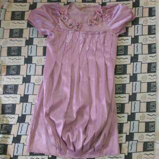 Dress Soft Pink Import