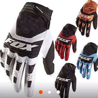 #17 Fox Racing Dirtpaw Gloves