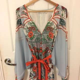 Alice McCall sublime vanille playsuit!!