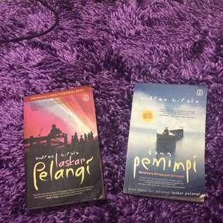 Novel Laskar Pelangi & Sang Pemimpi