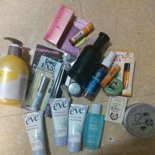 A)全部帶走299各式過期保養品化妝品#出清舊愛不愛就賣