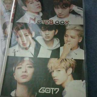 Got 7 Notebook