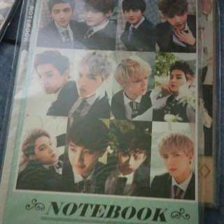 Exo Notebooks