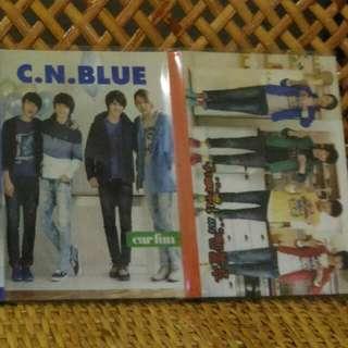 C.N.BLUE便利貼