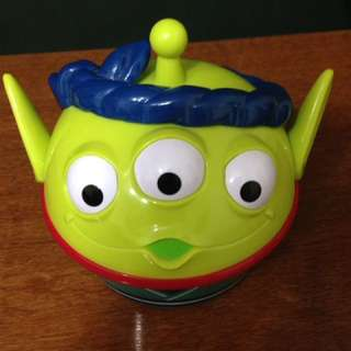 迪士尼 玩具總動員 三眼怪 麻吉盒