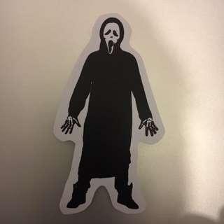 Adidas Skateboard Sticker