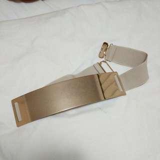 Rose Gold Waist Belt