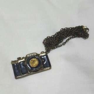 Pre-loved Camera Necklace