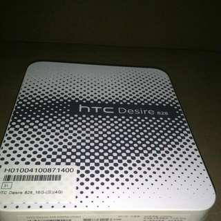 HTC828D,5•5吋,全新未拆封