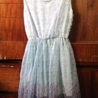P20 OFF • Ombre Floral Dress