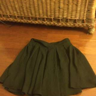 Black Skirt Supre size S