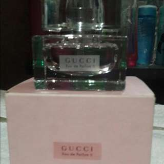 Auth.Gucci perfume