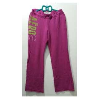 ▪'Aerospostale' Pink Jogging Pants
