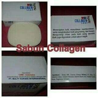 Sabun Susu Collagen