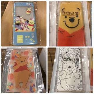 優惠價各款Winnie the Pooh iPhone 7plus 手機殻
