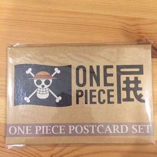 One Piece展 航海王 海賊王 明信片