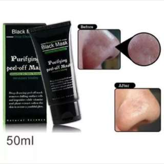 Suction Face Mask Black Head Tearing Style Nose Acne Remover Blackhead Mud Masks