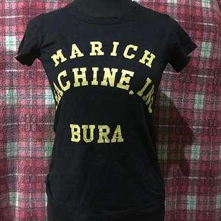 Black Marich 7 Shirt
