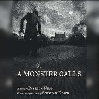 #AllForFree Ebook A Monster Calls