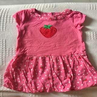 Crazy 8 Cotton Dress 12-18 months