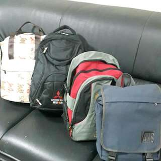 BACK PACK (2pcs FOR 500NT ONLY)