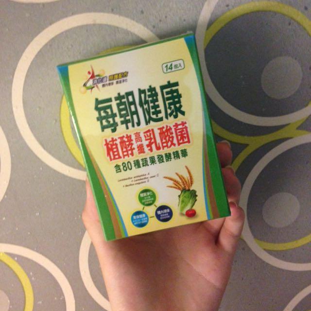 每朝健康植酵高纖乳酸菌