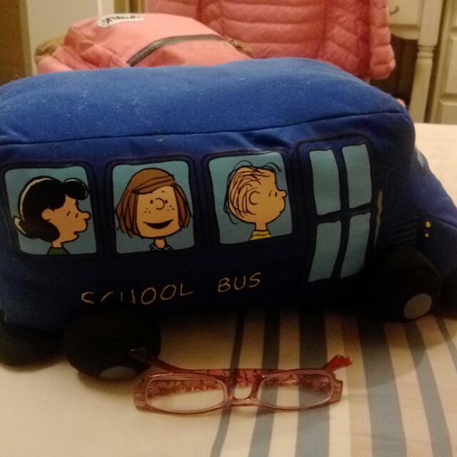 史奴比玩具抱枕