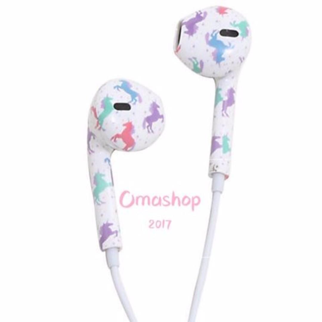 美國代購 獨角獸耳機
