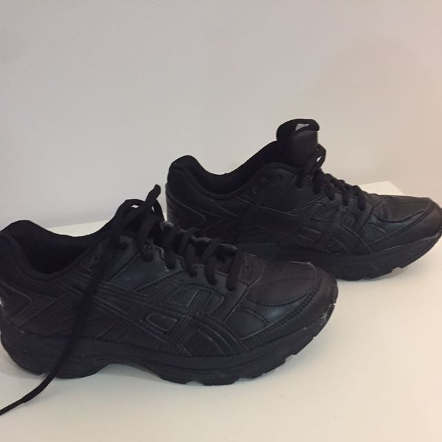 ASICS Gel 190TR Leather Trainers