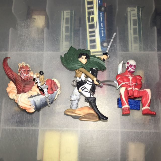 Attack On Titan Figures